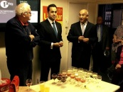 Campaign launch with Keith Vaz MP