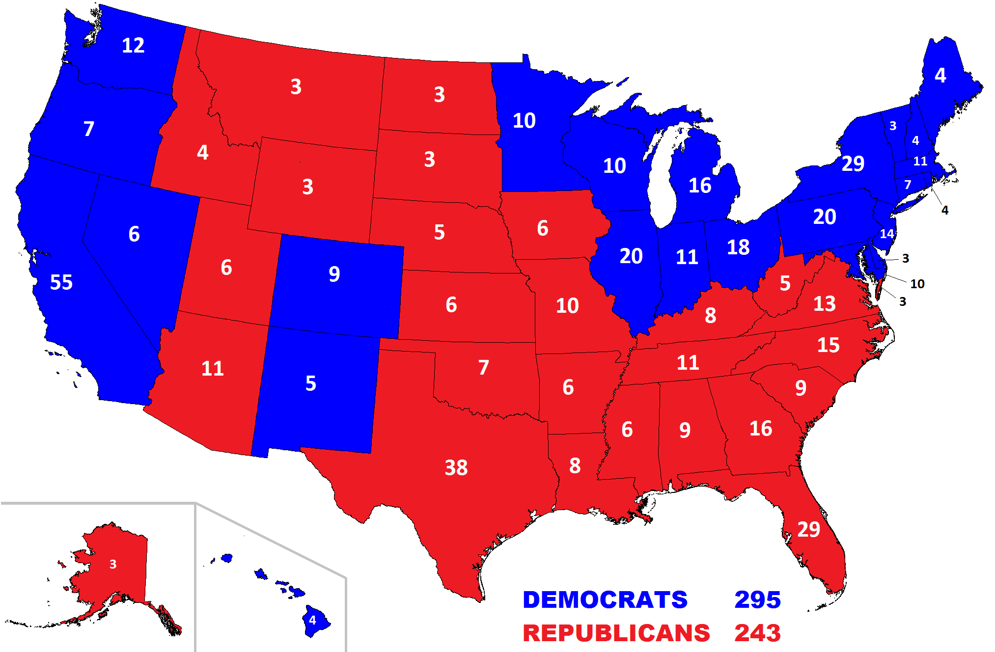 Us Presidential Election 2012 Early Prediction Sundip Meghani - Us-electoral-map-prediction