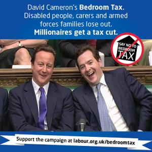 scrap the bedroom tax