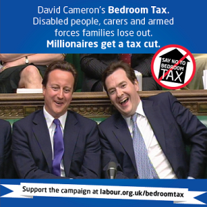 scrap the bedroom tax