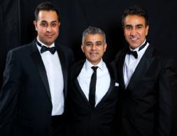 With my friend Sadiq Khan, the Mayor of London