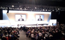 Speaking at Labour Conference