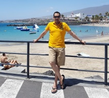 Visiting the Canary Islands with friends