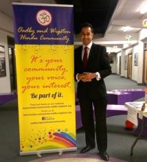Supporting the British Hindu community