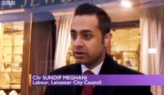 Interviewed for BBC Sunday Politics