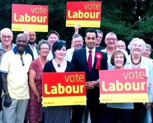 Labour PPC for Harborough