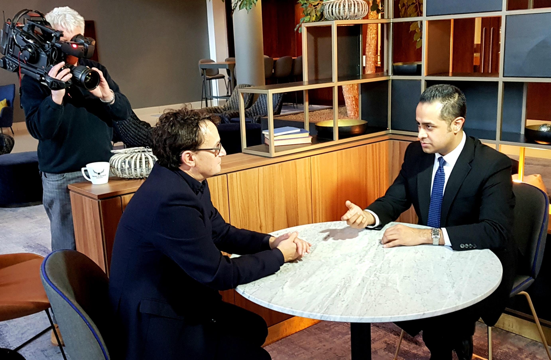 BBC News television interview to discuss my statement