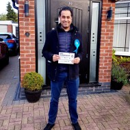 Campaigning for Conservative candidates